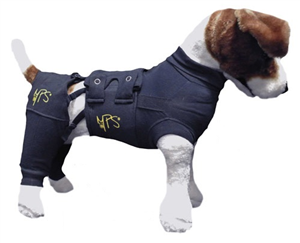 Mps Protective Hind Leg Sleeve - XSmall Each By Medical Pet Shirts
