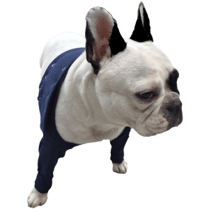 Taz-2 Double Front Leg Sleeve - Small Each By Medical Pet Shirts