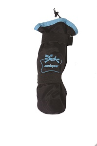 Medipaw Protective Boot Blue Small (9H X6W) - Personalized Client Logo/ Initia