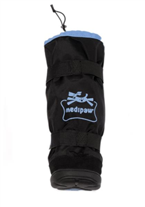 Medipaw X Protective Boot Blue Small - Personalized Client Logo/ Initial Order M