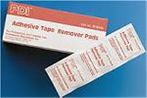 Adhesive Tape Remover Pads B100 By Medline Industries