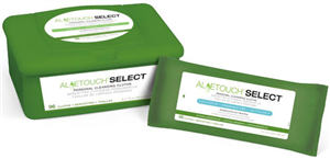 Aloetouch Select Premium Spunlace Cleansing Wipes Fragrance Free 8 X12 B48 By Me