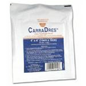 Carradres Wound Dressing 4 X 4 Each By Medline Industries