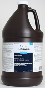 Neomycin Liquid 200Mg/ml Gal By Med-Pharmex .
