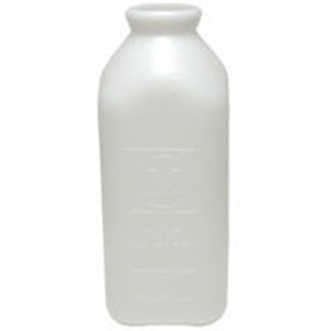 Calf Nurser Bottle For Snap On Nipple (Use With Nipple #032273) Each By Merrick'