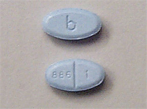 Estradiol Tabs 1mg - Scored B100 By Metrics