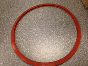 Autoclave Door Gasket For M11 Each By Midmark Corporation