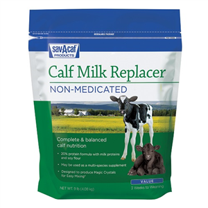 Grade A Hi-Energy 20 Calf 9Lb 9Lb By Milk Products