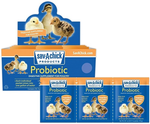 Sav A Chick Probio 20 Count Displ Displ By Milk Products