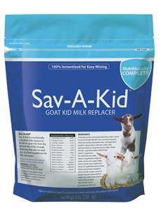 Sav-A-Kid Milk Replacer 8Lb By Milk Products