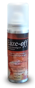 Eaze-Off Adhesive Bandage & Tape Remover 50ml By Millpledge