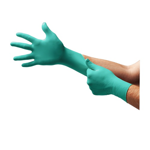 Gloves Touch & Tuff Nitrile Latex Free Powder (Small) - Industrial Use Only Not