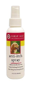 Anti Itch R-7 Spray 4 oz By Miracle Corp