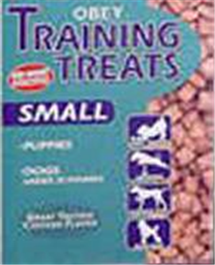 Obey Training Treats (Small) 11 X20 oz Bx11 By Miracle Corp