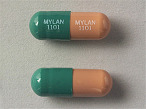Prazosin Caps 1mg B100 By Mylan Pharmaceuticals
