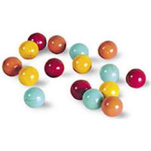 Paint Pellets Oil Base Spherical - Orange B120 By Nasco