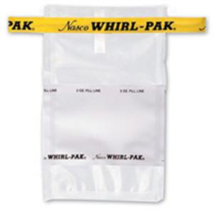 Whirl-Pak Bags Write-On / Sterile / 2 oz . B500 By Nasco