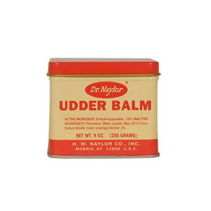 Udder Balm 9 oz By Naylor