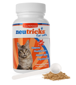 Neutricks For Cats [Cognitive Dys-Function Syndrome] 60Ds By Neutricks