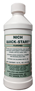 Quick-Start 16 oz By Nich Marketers