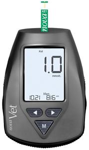 Novavet Ketone Meter Each By Nova Biomedical