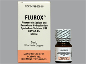 Flurox 5ml By Ocusoft