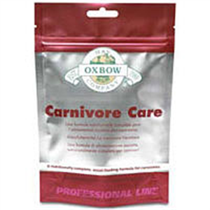 Carnivore Care 2.5 oz By Oxbow Pet Products