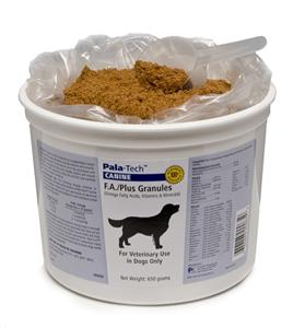 Canine Fa/Plus Granules 650G 650gm By Pala-Tech Laboratories