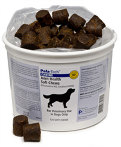 Canine Joint Health Soft Chews B120 By Pala-Tech Laboratories