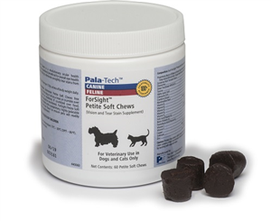 Forsight Soft Chews Petite For Dogs & Cats B60 By Pala-Tech Laboratories