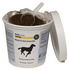 Mask R Aid Equine Granules 350gm By Pala-Tech Laboratories