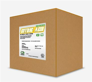 Citric Acid 410gm Box Pack By Paragon Specialty Products