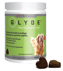 Glyde Mobility Chews For Dogs B60 By Parnell Us 1