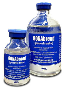 Gonabreed 100 ml Glass Vial (100 Doses) 100ml By Parnell Us 1