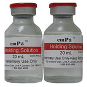 Emp3 Holding Solution 5 X 20ml B5 By Partnar Animal Health