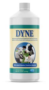 Dyne High Calorie Liquid Livestock 32 oz By Pet Ag