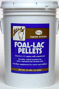 Foal-Lac Pellets 25Lb By Pet Ag