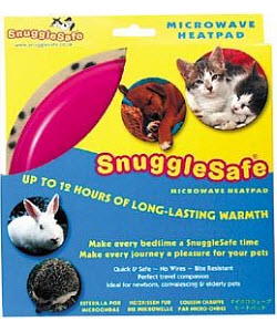 Snuggle Safe Warming Disk Each By Pets Supply Imports