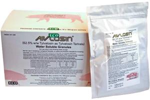 Aivlosin Wsg 160gm 160gm By Pharmgate Animal Health