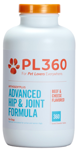 Arthogen Plus Advanced Hip & Joint Formula For Dogs (Beef & Cheese Flavored Chew