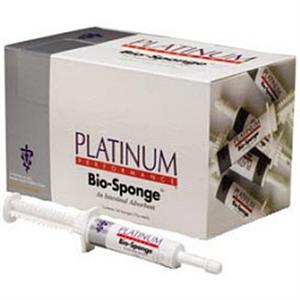 Bio-Sponge Paste Syringe (Canine/Feline Entero-Adsorbent) 15cc By Platinum Perfo