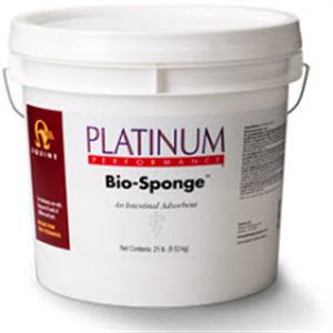 Bio-Sponge Powder (Equine Entero-Adsorbent) - 95 Servings 21Lb By Platinum Perfo