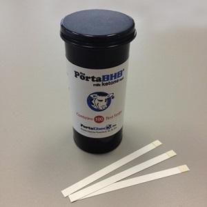 Portabhb Milk Ketone Test B100 By Portacheck