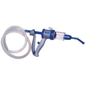 Adjustable Dose Pour-On Applicator Gun 70ml W/ 12mm Spigot & Polycarbonate Barre