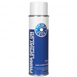 Paint Prima Sprayon Animal Marker (Blue) 500ml - Now Sold By The Can - 12 Cans =