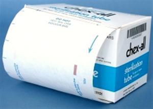 Chexall Heat Seal Sterilization Tube 4 X100'/Roll Each By Propper