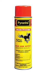 Pyranha Aerosol Fly Spray 15 oz Each By Pyranha