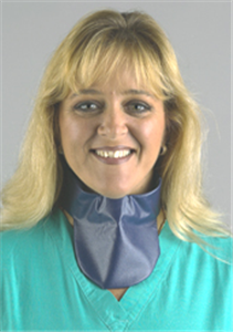 X Ray Thyroid Collar Neck Size Up To 20 Each By Radiation Concepts