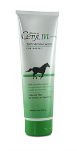 Advanced Cetyl M [Joint Action Cream] For Horses 8 oz By Response Products (Cety