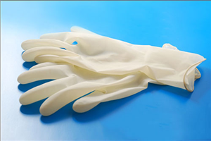 Exam Gloves Powder Free Latex Large B100 By Schilling Supply Co